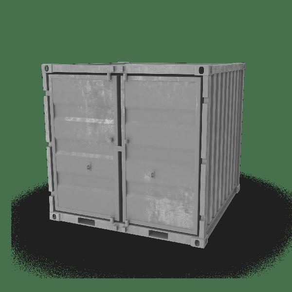 Container als Panikraum