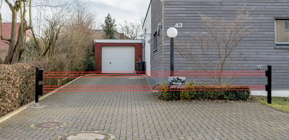 Alarmanlage-Einfamilienhaus wide