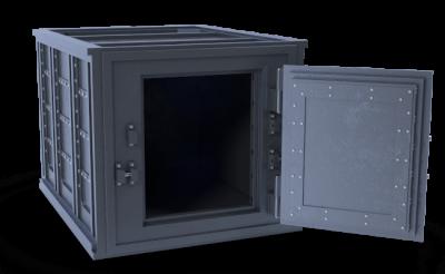 Panikraum Box System