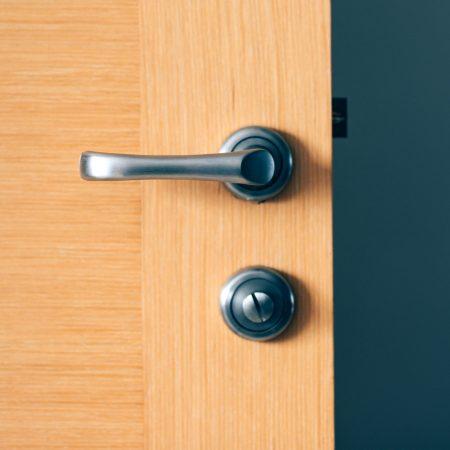 Panikraum Kinderzimmer Tür