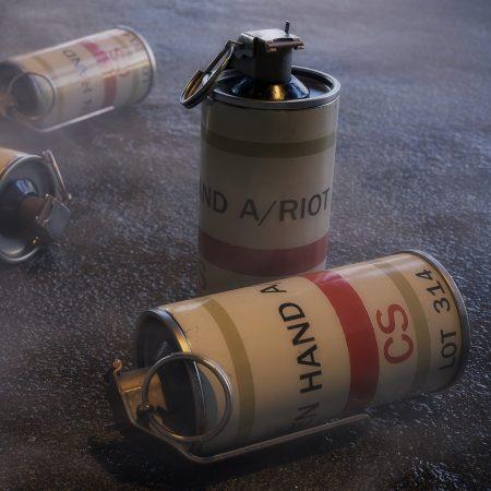 Sprengstoff Schutz Panikraum